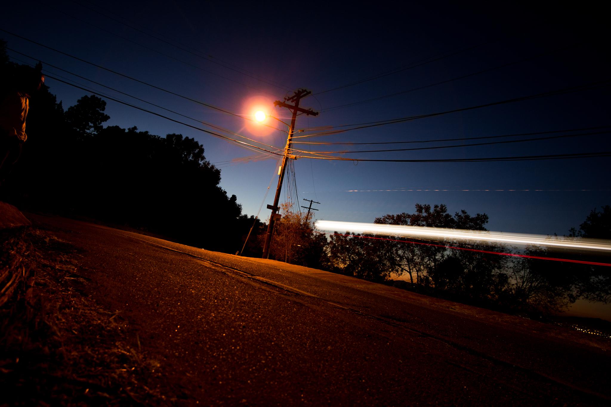 California Diary 5 Mulholland Drive The Magic Camera