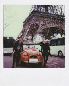 Polaroid-Paris