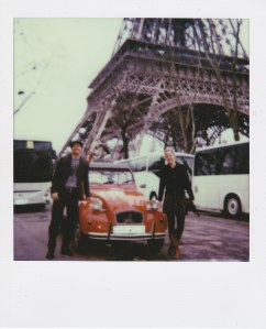 Polaroid-Paris