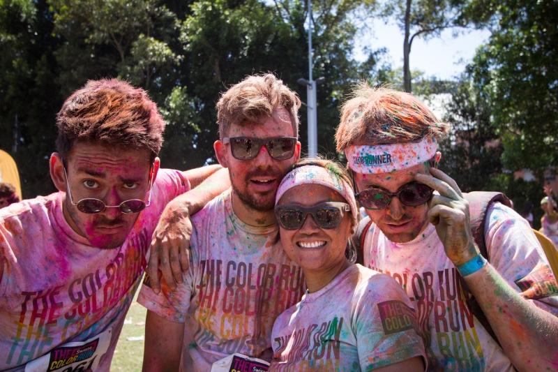 Color Run Sydney