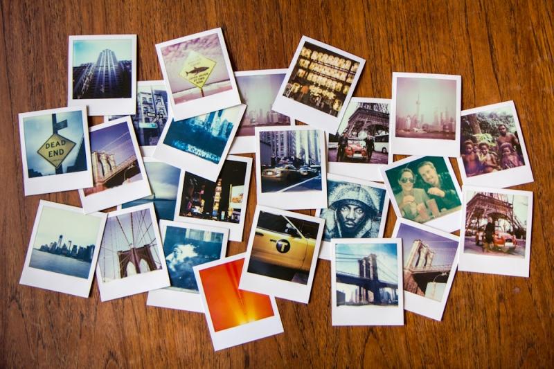 Polaroids Memories