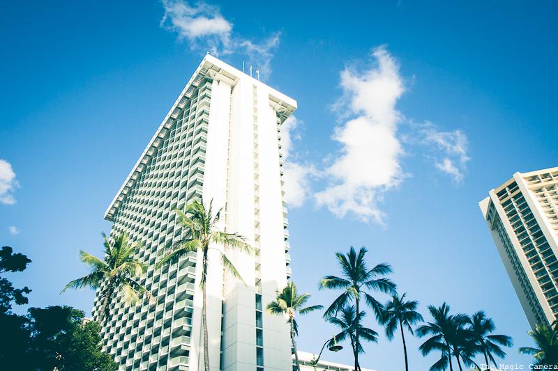The Magic Camera - Waikiki